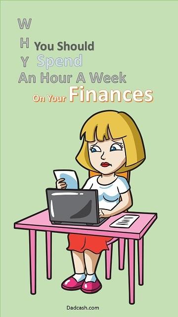 An hour a week on finance