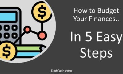 How to Budget Your Finances in 5 Easy Steps