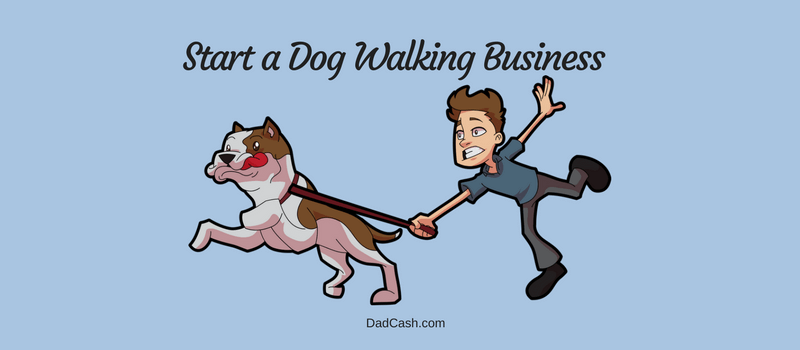 Start a Dog Walking Business Today