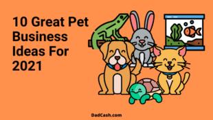 Pet Business Ideas