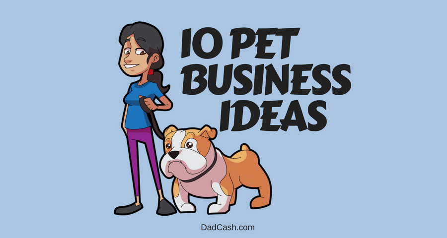 Pet Business Ideas FB