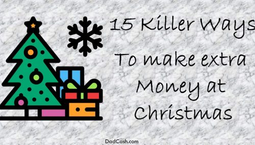 15 Killer Ways to Make Extra Money at Christmas