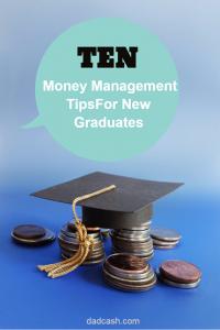 Money management tips for new graduates