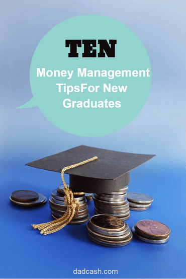 Money management tips for new graduates