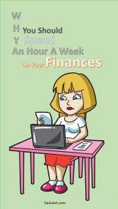An hour a week on finance