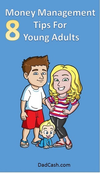 money management young adults