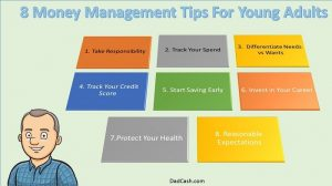 money management for young adults