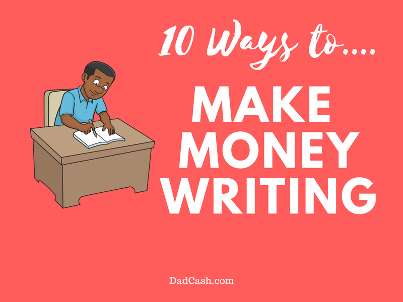 ways to make money writing