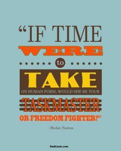 Time Management Quote 2