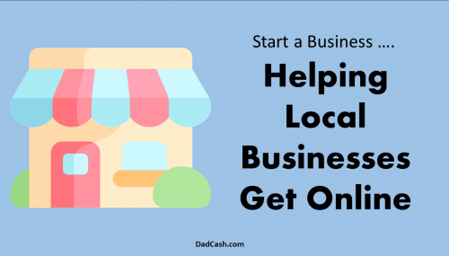 Help Local Businesses Get Online