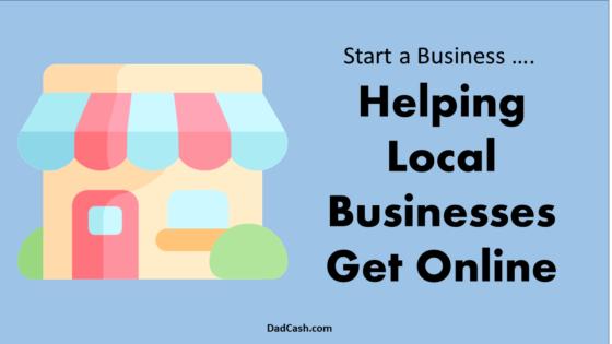 offline businesses get online