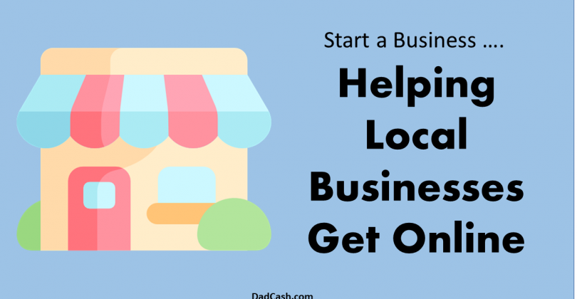 get local business online
