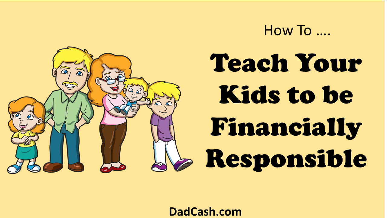 kids financially responsible